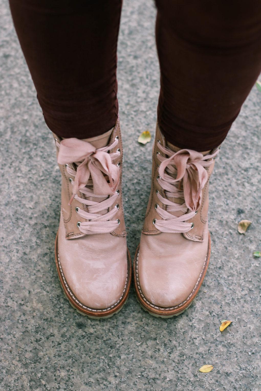 Love my new Sabrina Glam Frye Boots