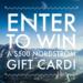 Nordstrom / Cash Giveaway